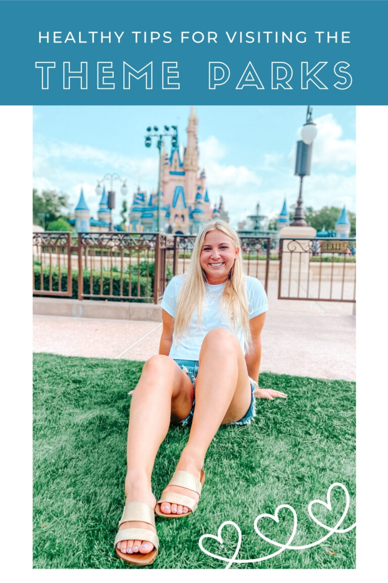 Healthy Tips for Visiting Theme Parks
