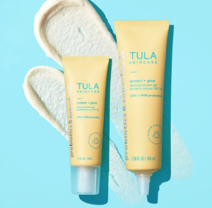 Tula Protect & Glow Daily Sunscreen Gel Broad Spectrum SPF 30